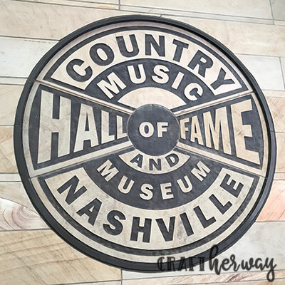 Country Music Hall of Fame Museum - 9 Things to Do in Nashville