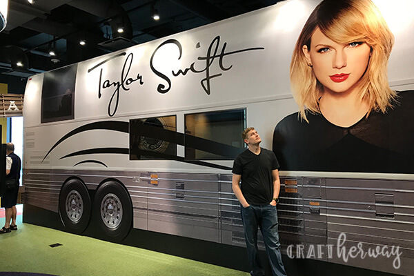 taylor swift education center in downtown nashville
