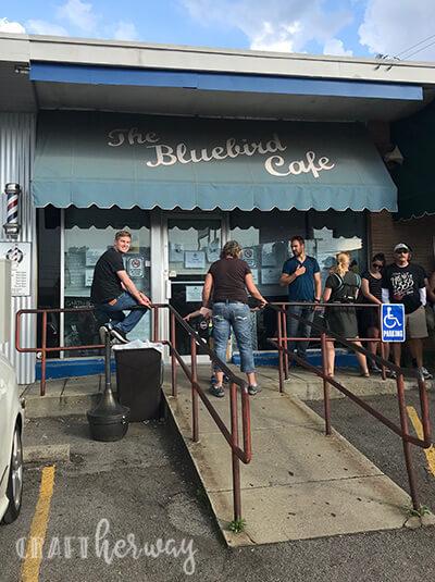 bluebird cafe in Nashville, TN - 9 things to do in Nashville