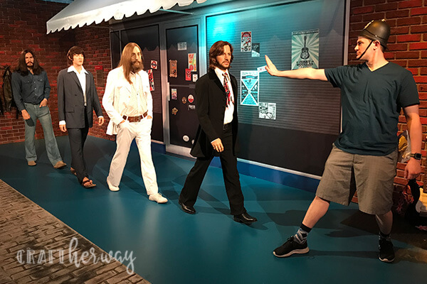 Madame Tussaud's Wax Figure Museum in Nashville - 9 things to do in Nashville