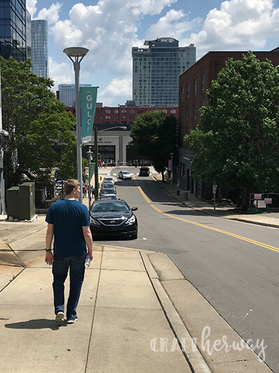 the gulch in downtown nashville - 9 things to do in nashville