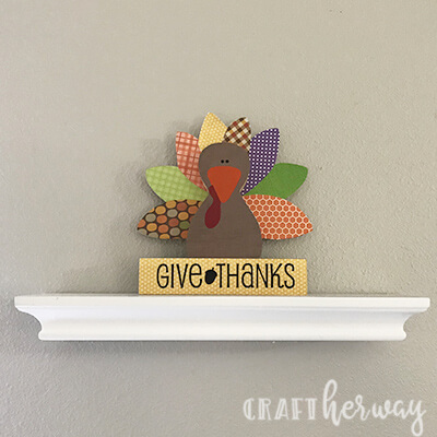thanksgiving wood craft