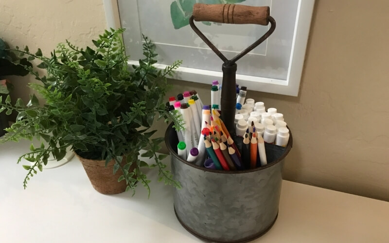 marker storage for best way to store markers